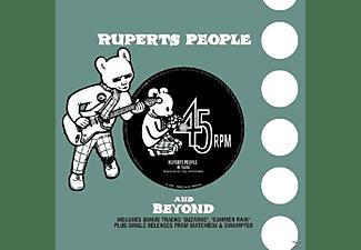 Rupert's People, RUPERTS PEOPLE/MATCHBOX/SWAMPFOX - 45 Rpm And Beyond  - (CD)