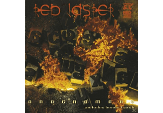 Red Jasper - Anagramary+Bonus Track  - (CD)
