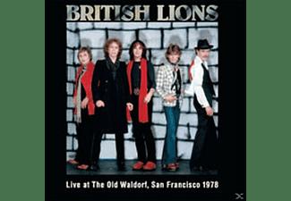 British Lions - Live At The Old Waldorf,San Francisco 1978  - (CD)