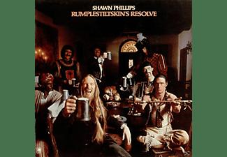 Shawn Phillips - Rumblestiltskin's Resolve  - (CD)