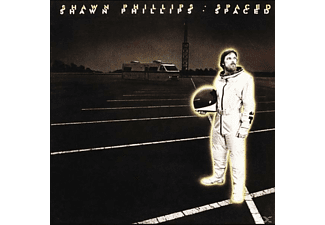 Shawn Phillips - Spaced  - (CD)