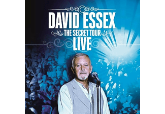 David Essex - Secret Tour: Live  - (CD)