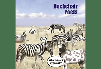 Deckchair Poets - Who Needs Pyjamas?  - (CD)