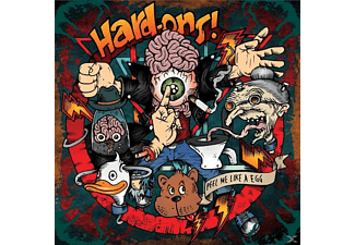 Hard-ons - Peel Me Like A Egg - (CD)
