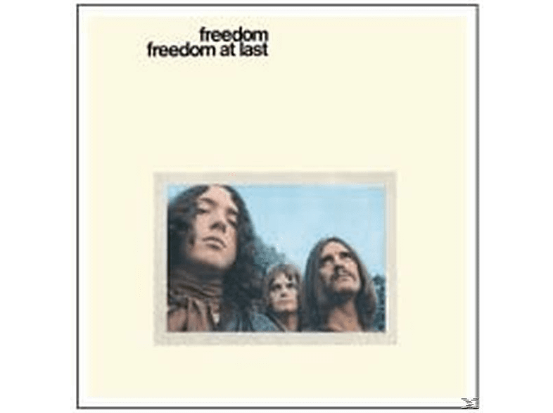 Go West - Freedom At Last [CD]