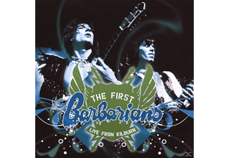 Ron Wood - The First Barbarians-Live From Kilburn - (CD + DVD Video)