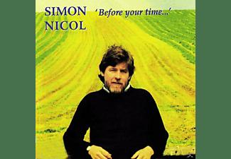 Simon Nicol - Before Your Time  - (CD)