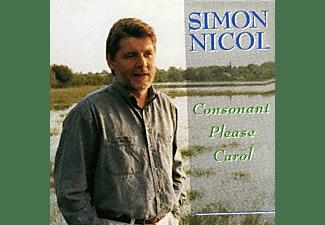 Simon Nicol - Consonant Please Carol  - (CD)