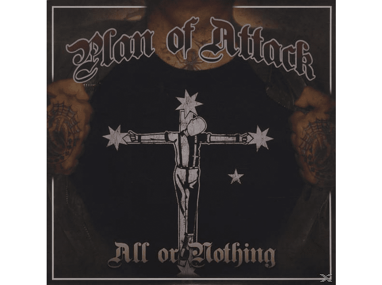 Plan Of Attack - All or nothing EP [Vinyl]