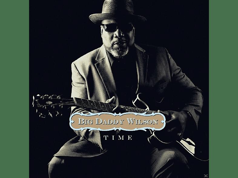 Big Daddy Wilson - Time [CD]
