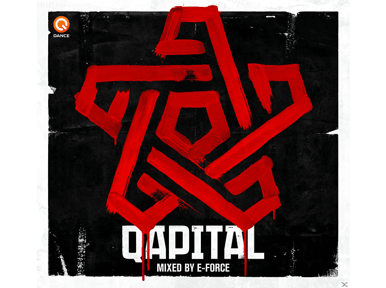 VARIOUS - Qapital 2015-Mixed By E-Force [CD]