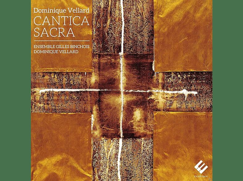Ensemble Gilles Binchois - Cantica Sacra [CD]