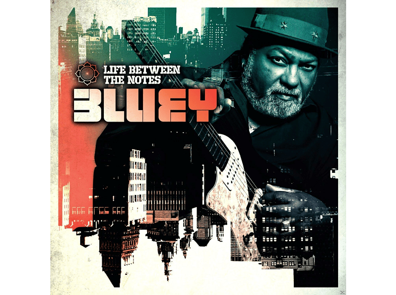 Bluey - Life Between The Notes [CD]