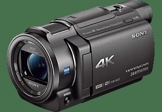 SONY FDR-AX33 Zeiss Camcorder 4K 8,29 Megapixel, 10xopt. Zoom