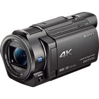 SONY FDR-AX33 Zeiss Camcorder 4K, Exmor R CMOS 8.29 Megapixel, 10x opt. Zoom