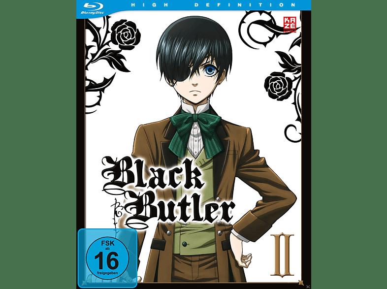 Black Butler - Vol. 2 [Blu-ray]