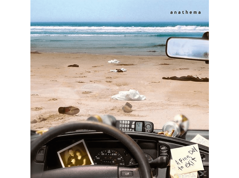 Anathema - A Fine Day To Exit (Remastered) [LP + Bonus-CD]