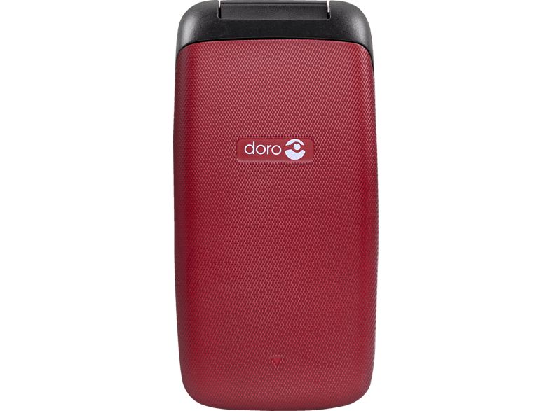 DORO Primo 401 Seniorenhandy, Rot