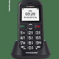 SWISSTONE BBM 320C Schwarz, Handy