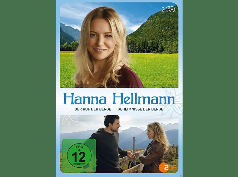 Hanna Hellmann - Der Ruf der Berge / Geheimnisse der Berge [DVD]