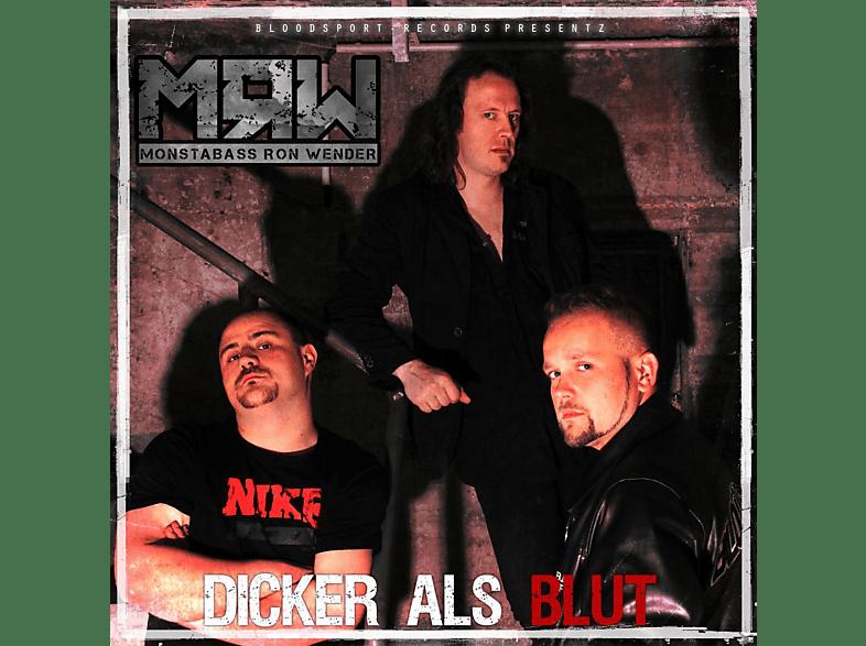 Mrw - Dicker Als Blut [CD]