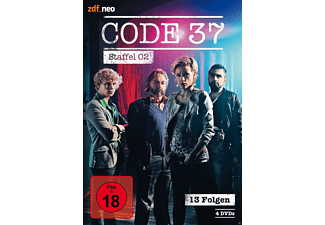 Code 37 - Staffel 2 DVD