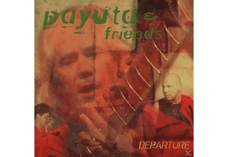 Payuta - Departure - (CD)