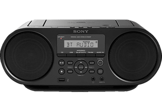 SONY ZS-RS60BT CD-Boombox mit Bluetooth®