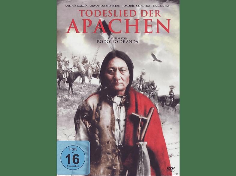 Todeslied der Apachen [DVD]
