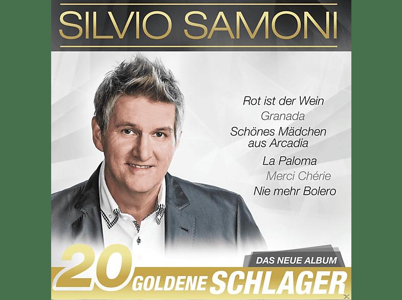 Silvio Samoni - 20 Goldene Schlager [CD]