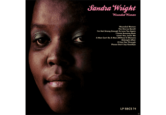 Sandra Wright - Wounded Woman (Rsd 15) - (Vinyl)