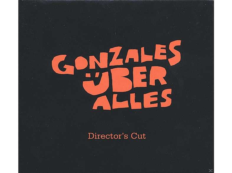 Chilly Gonzales - Über Alles (Director's Cut) [CD]