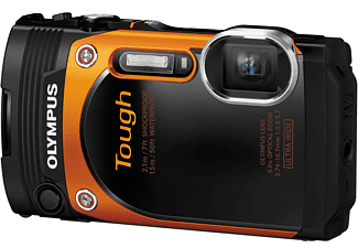 OLYMPUS Tough TG-860 Oranje