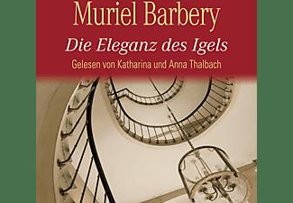 - Die Eleganz des Igels  - (CD)