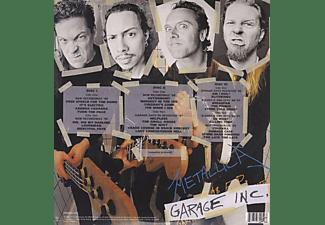 Metallica - Garage Inc-3lp  - (Vinyl)