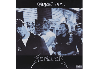 Metallica - Garage Inc-3lp - (Vinyl)