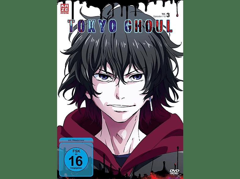 Tokyo Ghoul Vol. 3 [DVD]