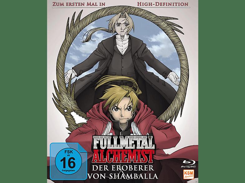 Fullmetal Alchemist - Der Eroberer von Shamballa [Blu-ray]