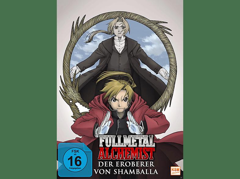 Fullmetal Alchemist - Der Eroberer von Shamballa [DVD]