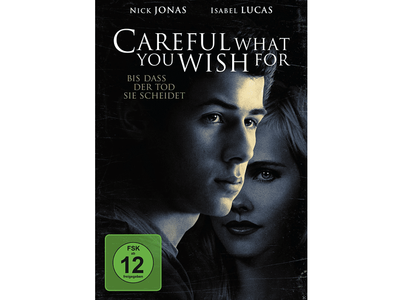 Careful what you wish for [DVD]