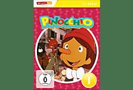 Pinocchio - DVD 1 (Folgen 1-6) [DVD]