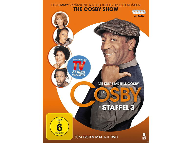 Cosby - Staffel 3 [DVD]