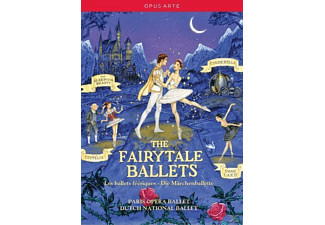VARIOUS, Various Orchestras - The Fairytale Ballets - (DVD)