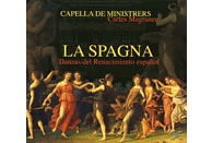 Capella De Ministrers - La Spagna-Dances from the Spanish Renaissance [CD]