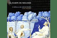 Capella De Ministrers, Cor De La Generalitat Valenciana, Pilar Esteban, Jose Hernandez-pastor - La Harpe de Melodie-Music from the times of Bene [CD]