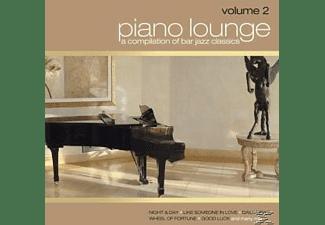 VARIOUS - Piano Lounge Vol.2  - (CD)