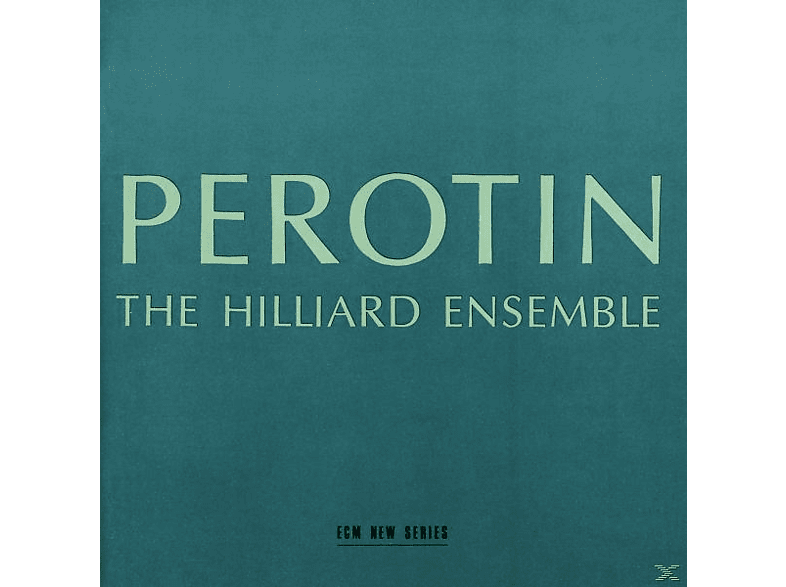 Hilliard Ensemble - ORGANA UND MOTETTEN [CD]
