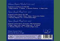 Wiener Concert-verein - Sinfonien Ben 126 & Ben 152 / Sinfonie Bry [CD]