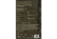 Charles Magraner, Capella De Ministrers - Batailla En Spagnol [CD + DVD]
