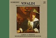 Heidelberger Kammerorchester - Piccolo-Blockflötenkonzerte [CD]